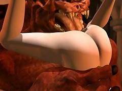Demon 3D sex